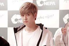 160709 #Chanwoo #iKON NEPA Fansign event