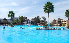 Parque acuatico el tephe, ixmiquilpan, hgo.