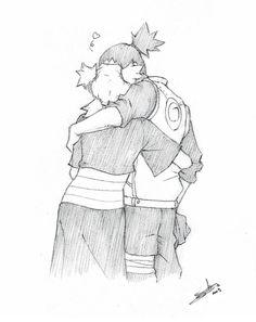 Shikamaru and Temari <3 [by nami64]