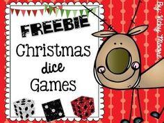 LOTS of Reindeer Freebies!