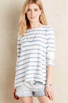 Anthropologie Ingleside Pullover #anthroregistry
