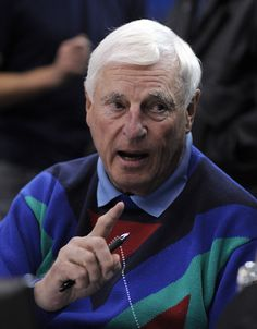 The iconic Hoosiers coach has not visited Bloomington since his controversial firing 14 years ago.