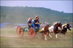 National Championship Chuck Wagon Races, Clinton
