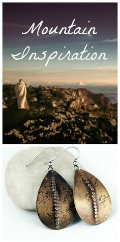 How mountains inspired jewelry - The Valerie Tyler Collection