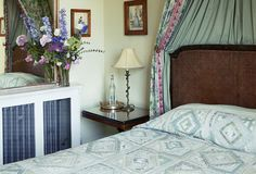 Lilac - Country Hotel & Restaurant Nottinghamshire - Langar Hall Langar Hall, Country Hotel, Lilac, Restaurants, Hotels, Cottage, Holidays, Bed, Room
