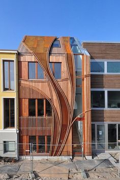 Nieuw Leyden architecture | See More Pictures | #SeeMorePictures