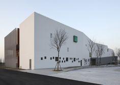 Kindergarten of Jiading New Town / Atelier Deshaus