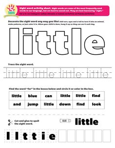 the sight word this week is play sight words are some of the most frequently used words in our language but are hard to sound out they are best learned