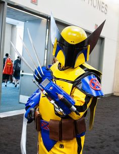 The Lighter Side of the Force: 30 Brilliant Star Wars Crossover Cosplays | 8 of 3...
