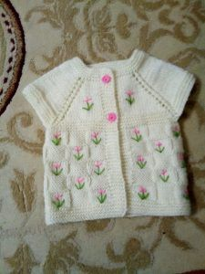 Newborn Baby Vest How To Knit In The Case Of Candy . - My Recommendations