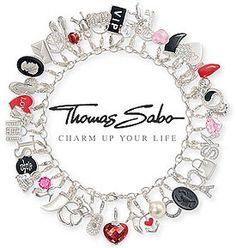 Jewelry Accessories World: Charm Jewelry ,silver charm jewelry - Wedding Prom Jewelry - via