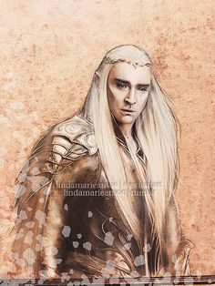 LindaMarieAnson - The Hobbit Thranduil The Hobbit Thranduil, Lee Pace Thranduil, Gandalf, Elf King, Instagram Square, Evangeline Lilly, Tauriel, Middle Earth, Lord Of The Rings