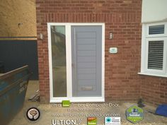 French Grey Solidor Timber Composite Doors Solidor Timber Composite Doors with Ultion Locks Solidor Timber Composite Doors 12 Months Interest Free Credit Real Pictures, Real Homes, Real Doors, Real Solidor a small selection of fitted Solidor Timber Composite Doors installed and fitted by ourselves throughout the UK. Design yours online at our site below #solidor #compositedoors #compositedoors #frontdoors With #ultion #ultionlocks as standard #solidor