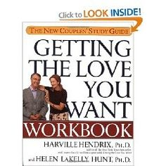 Getting the Love You Want Workbook: The New Couples Study Guide [Paperback], (interpersonal relations, self-help, communication, love, dating, couples, couples therapy, marriage, psychotherapy, relationships) books-worth-reading