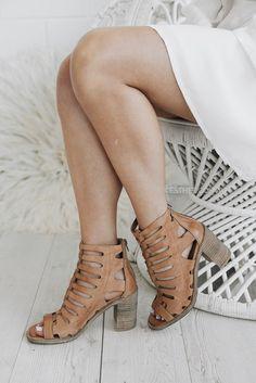mollini shoes jamika - tan. WANTS.