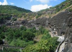 Ajanta Caves - Maharashtra, India