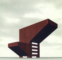 Simon Ungers - Theatre, From Ferrous Forms, 2001