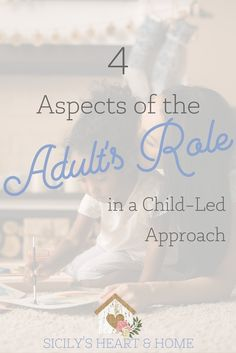 9 Reasons Why Worksheets Are Not Appropriate for Young Children     An adult can be very involved or not involved at all  I found a happy  medium between the two  Here are 4 ways I am active in my children s  learning