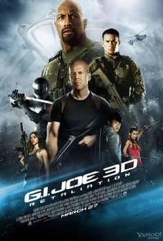 new GI Joe poster