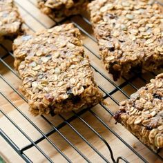 Chocolate Chip Oatmeal Bars Recipe - Michigan Agriculture