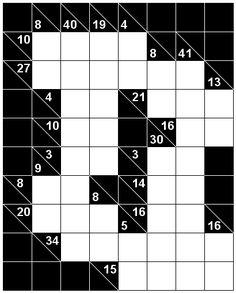 Number Logic Puzzles: 21409 - Kakuro size 3