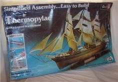 Vintage Thermopyle 1976 Revell Model Kit with Harley Davidson Contest