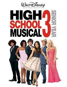 High School Musical 3: Senior Year Cover