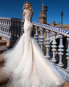 Cheap robe de mariage, Buy Quality mermaid wedding dresses directly from China wedding dress Suppliers: Dreagel New Arrival Sexy Sweetheart Mermaid Wedding Dress 2017 Graceful Tulle Appliques Chapel Train Bride Dress Robe de Mariage Wedding Dress Brands, Dream Wedding Dresses, Designer Wedding Dresses, Bridal Dresses, Wedding Gowns, 2017 Wedding, Wedding Rings, Bridal Collection, Dress Collection