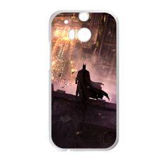 CaseCoco:HTC One M8 The Dark Knight Rises Batman Case ID:22715-128940
