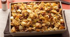Labor 411's Secret Family Stuffing Recipe
