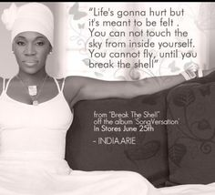 India.Arie Her new album SongVersation is hottt!