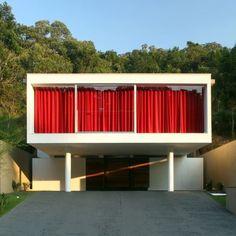La villa SALC au Brésil