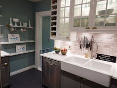 Before & After: Taylor's Cozy Kitchen — The Big Reveal Room Makeover Contest 2015