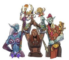 wow my allied races by Silsol on DeviantArt World Of Warcraft, Warcraft Art, Fantasy Character Design, Character Drawing, Tomb Raider Cosplay, Lich King, Night Elf, Fantasy Characters, Fictional Characters