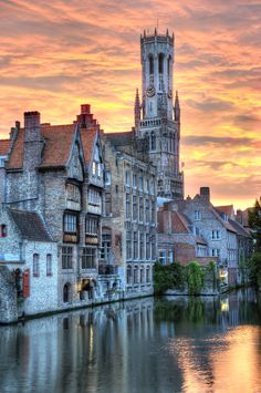 Explore one of #Belgium's most incredible cities on a Bruges day trip from #Amsterdam!
