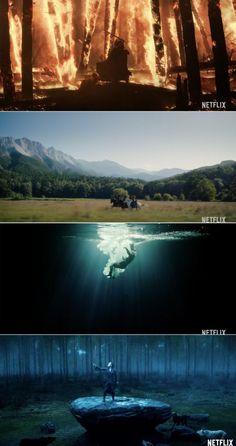 Nova série do Netflix - Cursed - Alfa Nerd New Netflix, Netflix Series, Series Movies, Devon Terrell, Historical Tv Series, Pictures Of Mary, King Arthur Legend, Gustaf Skarsgard, Iron Man Art