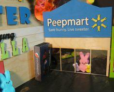 Attention PeepsMart Shoppers #expressyourpeepsonality