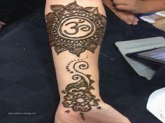 Henna Tattoo Zagreb : Garter tattoo my works