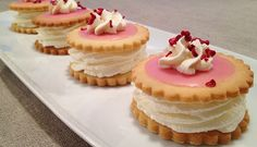 Scandinavian Restaurant, Danish Food, Food Cakes, Cup Cakes, Mini Cupcakes, No Cook Meals, Biscotti, Food Inspiration, Cake Recipes