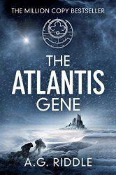 The Atlantis Gene: A Thriller (The Origin Mystery, Book 1) (Atlantis Trilogy)