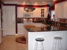Forever Decorating!: Evolution of The Kitchen