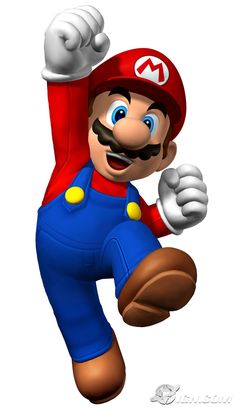 Despite the growing success of Mario, Nintendo has never revealed Mario's real name, only stating that it was not 'Mario Mario' as insinuated in the Mario Bros game title. Description from thegamershub.com. I searched for this on bing.com/images