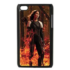 Jennifer The Hunger Games Catching Fire apple ipod 4 4g Touch Case $16.89