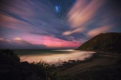 Light ShowThe aurora australis paints the clouds in shades of pink over the south coast of Wellington, New Zealand. Like the aurora borealis, it appears when solar winds filled with charged particles buffet Earth's magnetic field. The aurora australis, however, is the South Pole's answer to the northern phenomenon.PHOTOGRAPH BY MARK GEE, NATIONAL GEOGRAPHIC YOUR SHOT