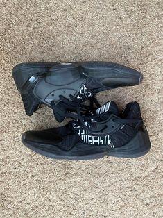 Adidas Harden on Mercari James Harden Shoes, All Black Sneakers, Brand New, Adidas, Stylish, Men, Fashion, Moda, Fashion Styles