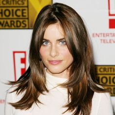 Amanda Peet's Changing Looks - 2004 from #InStyle