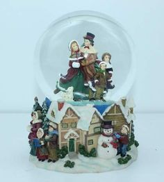 Musical Snow Globes | ... musical Water/Snow Globes christmas music boxes of Water/Snow Globes