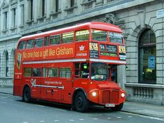 I've always wanted to go to London to ride a double decker bus! London Transport, Mode Of Transport, London Red Bus, Bus Number, Gas Service, Routemaster, Double Decker Bus, England And Scotland, London Calling