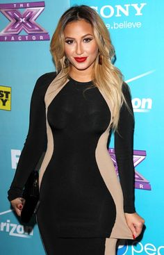The beautiful Adrienne Bailon . Bailon first rose to prominence as the lead singer of the all female group along with Kiely Williams and Naturi Naughton. Adrienne Bailon, New York Girls, Glamour Magazine, Dress For Success, Celebs, Celebrities, Couture, Woman Crush, Classy Outfits