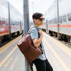 Venture Backpack on @charlesriccardi #tigventure